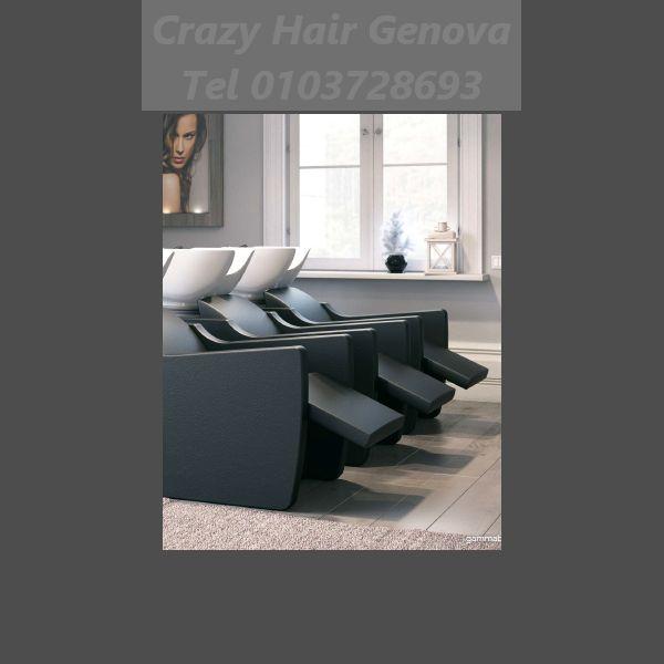 lavatesta con shatsu crazy hair spa del capello