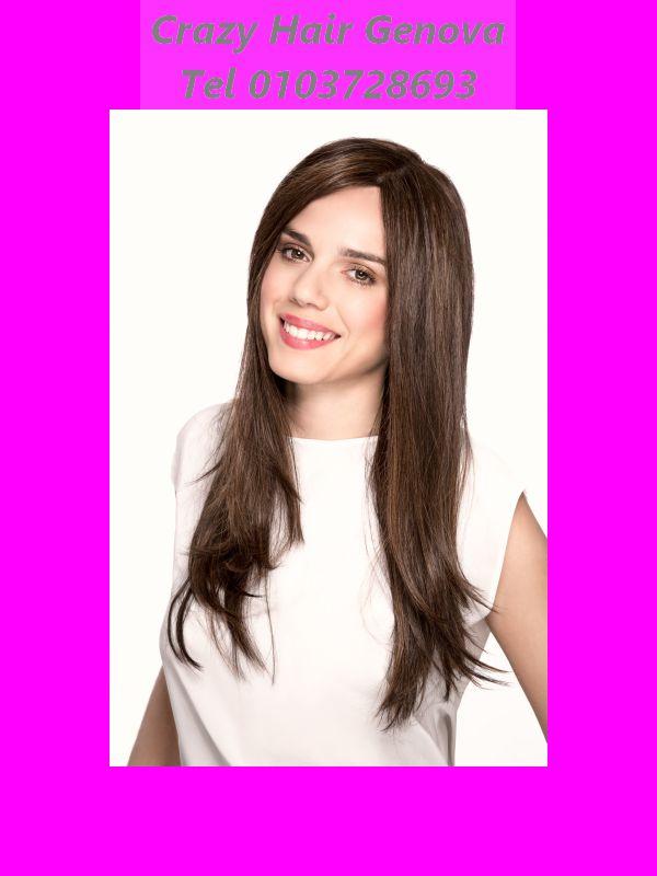 ESMERALDA 2 NJ creation parrucche Crazy Hair genova